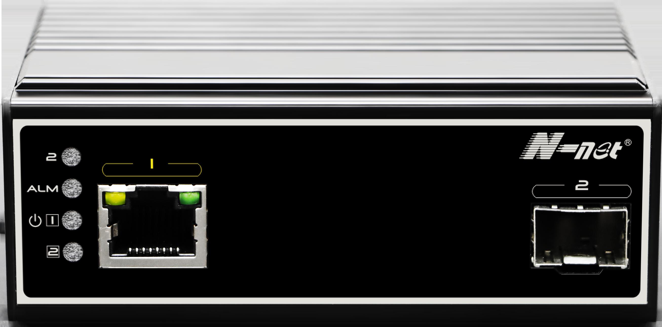 NIE6011PG 2口工业级全千兆PoE交换机