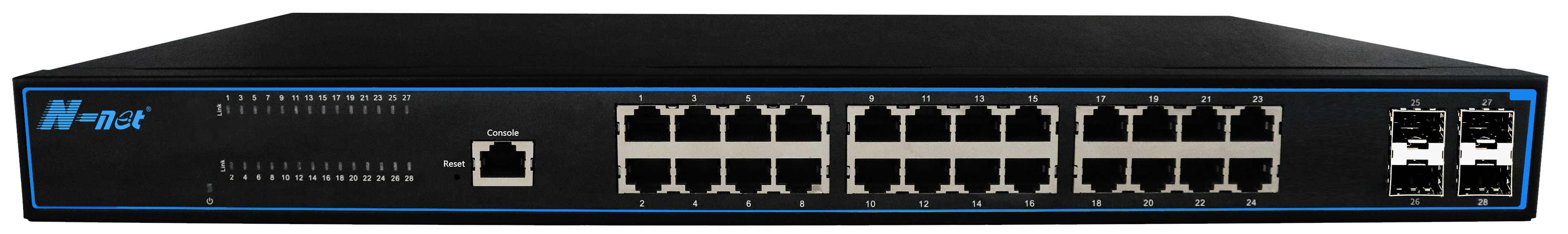 NIE3244GM(4GS)28口全千兆網管型交換機