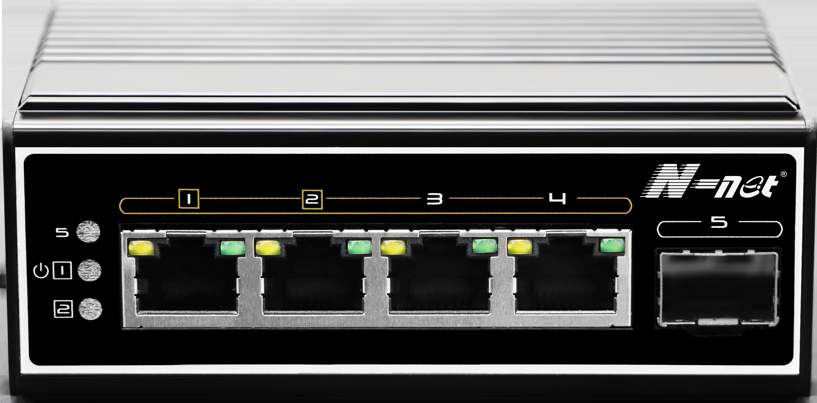 NIE6041SPG 5口PoE全千兆交换机