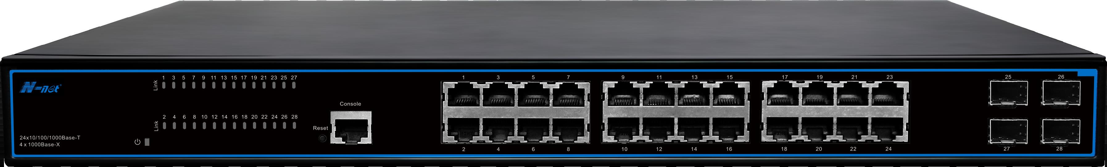 NC3244GM(4GS)28口全千兆網管型交換機
