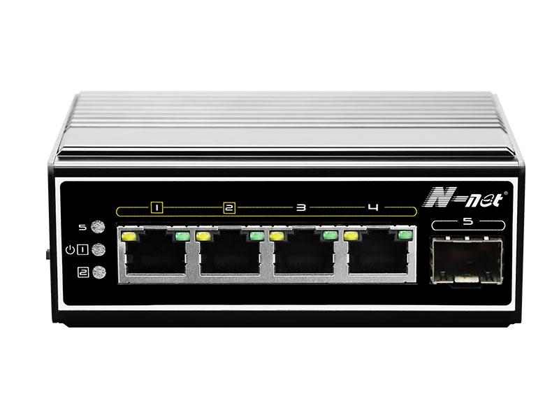 NIE6041SPG 5口PoE全千兆交換機