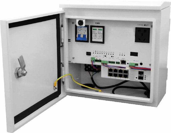 智能監控箱 NPBHT01